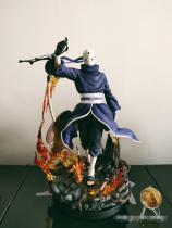 【In Stock】ZH Studio Naruto Uchiha Obito Purple Clothing 1/6 Scale Resin Statue
