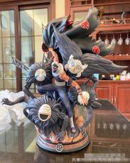 【In Stock】Clouds Studio Akatsuki Resonance Series No.3 Kakuzu Resin Statue