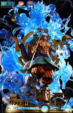 【Pre order】JIMEI Palace One-Piece Enel Lighting God 1/6 scale  Resin Statue Deposit(Copyright)