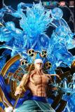 【In Stock】JIMEI Palace One-Piece Enel Lighting God 1/6 scale  Resin Statue(Copyright)