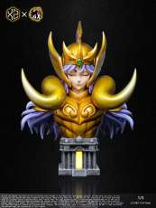 【Pre order】XZ Studio Saint Seiya the Zodiac No.03 Aries Avenir 1/5 Scale Bust Resin Statue Deposit