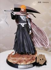 【In Stock】Monkey D Studio BLEACH Kurosaki Ichigo 1/6 Resin Statue