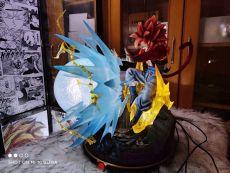 【In Stock】Figure Class Dragon Ball Super Saiyan4 Gogeta 1/6  Resin Statue