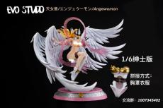 【Pre order】EVO Studio Digital Monster Angewomon Resin Statue Deposit