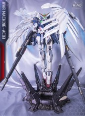 【Pre order】Wing Studio GUNDAM War Machine-AC03 機動戦士ガンダム Wing Gundam Zero 1/32 Scale Resin Statue Deposit