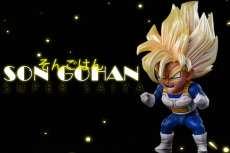 【Preorder】LeaGue Studio Dragon Ball Super Gohan WCF Resin Statue Deposit