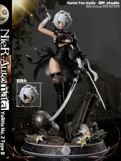 【Pre order】HUNTER FAN STUDIO NieR:Automata YoRHa No.2 Type B  Resin Statue Deposit