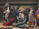 【In Stock】MH Studio Bleach Espada Seriesティア?ハリベル Tia HarribelResin Statue