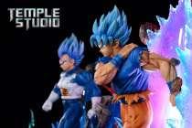 【Pre order】Temple Studio Dragon Ball Super Goku Kaiouken 1:6 Scale Resin Statue Deposit
