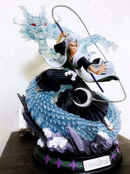 【In Stock】Clouds Studio BLEACH Gotei 13 Hitsugaya Toushirou 1:7 Scale Resin Statue