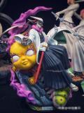 【In Stock】Clouds Studio BLEACH Gotei 13 Kurotsuchi Mayuri 1:7 Scale Resin Statue
