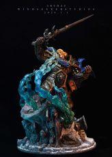 【Pre order】Windseeker&Stormspace Studio Warcraft  Arthas Menethil Resin Statue Deposit