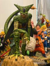 【In Stock】 B SIX Studio Dragon Ball Z Cell 1/3 Scale Resin Statue