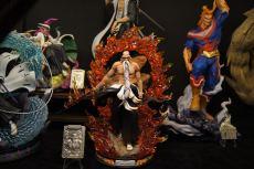 【In Stock】Clouds Studio BLEACH Gotei 13 Yamamoto Genryuusai Shigekuni 1:7 Scale Resin Statue