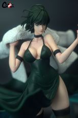 【Pre order】Creation Studio One PunchMan Fubuki 地獄のフブキ 1/6 Resin Statue Deposit