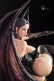 【Pre order】WAN XIANG Studio 《Devil  Heart》No.2 Succubus Resin Statue Deposit