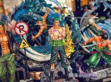 【In Stock】Whisper Studios One Piece Bloody Roronoa Zoro 1/6 Scale Resin Statue