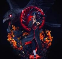 【In Stock】Dream Studio Naruto Uchiha Itachi 1:5.5 Scale Resin Statue