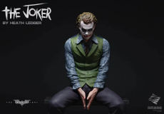 【Pre order】Hurricane Studio DC Heath Ledger Joker Resin Statue Deposit
