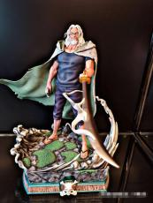 【In Stock】ZH Studio One-Piece Silvers Rayleigh 1/6 Scale Resin Statue