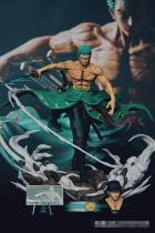 【In Stock】Hunter Fan Studios One Piece  Roronoa Zoro  Resin Statue
