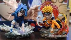 【In Stock】C-Studio Naruto Sigil Sasuke Wcf Resin Statue