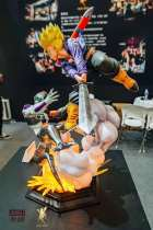 【Pre order】SOUL WING Dragon Ball Z Trunks 1/4 Scale Resin Statue Deposit(Copyright)