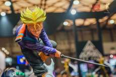 【In Stock】SOUL WING Dragon Ball Z Trunks 1/4 Scale Resin Statue(Copyright)
