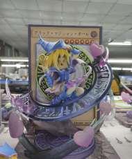 【In Stock】 Wasp Studio Duel Monsters Yu-Gi-Oh 遊☆戯☆王 Series Dark Magician Girl Resin Statue