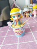 【In Stock】 POP Mart Series One day of Molly PVC Figure(Copyright)