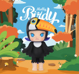 【In Stock】 POP Mart Series Birdy Molly PVC Figure(Copyright)