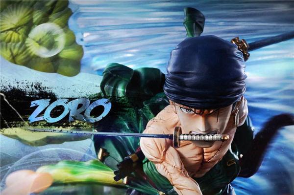 【Pre order】G5 Studio One-Piece Zoro WCF Resin Statue Deposit