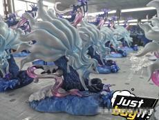 【In Stock】Fantasy Studio Pokemon Ice Ninetales Resin Statue