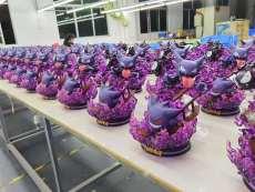 【In Stock】EGG-Studio Pokemon Gastly Haunter Gengar Family ゴース Resin Statue