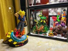 【In Stock】KD Collectibles Dragon Ball Z Future Trunks 1/4 Scale Resin Statue