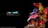 【Pre order】ER ZHOU MU Studio Pokemon Iris top of the Pokémon League Resin Statue Deposit