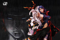 【Pre order】CW Studios Naruto Konan Battle damage 1:7 Resin Statue Deposit