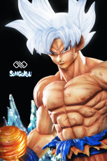 【Pre order】Infinite Studio Dragon Ball Super Goku Migatte no Gokui 1/4 Scale Resin Statue Deposit