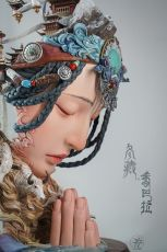 【Pre order】YuanXingLiang Winter in Tibet 1/6 Scale Resin Statue Deposit