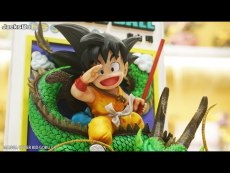 【Pre order】JacksDo Dragon Ball Z Manga cover Kid GOKU Resin Statue Deposit