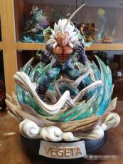 【In Stock】Practice Studio Dragon Ball  Super vegeta Super Saiyan 5 1/6 Scale Resin Statue