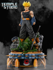 【Pre order】Temple Studio Dragon Ball Z The Future Trunks Resin Statue Deposit
