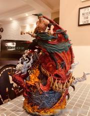 【In Stock】DT Studio One-Piece Roronoa Zoro Resin Statue
