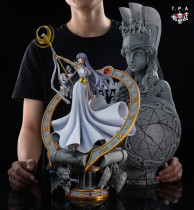 【Pre Order】TPA Studio Saint Seiya Lost Canvas Athena Sasha Resonance Series 1:6 Scale Resin Statue Deposit
