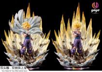 【Pre order】YOYO studio Dragon Ball Z super Gohan SSJ2 Resin Statue Deposit