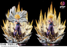 【Pre order】YOYO studio Dragon Ball Z super Gohan SSJ2 Resin Statue Deposit