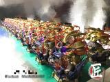 【In Stock】 Jiang Studio Duel Monsters Yu-Gi-Oh 遊☆戯☆王デュエルモンスターズ ATEM Resin Statue