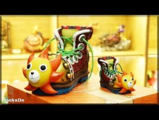 【Pre order】JacksDo One Piece The Thousand Sunny Boot  Resin Statue Deposit