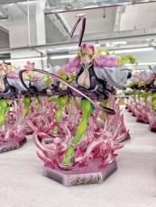 【In Stock】Jianke Studio Studio Demon Slayer Kimetsu no Yaiba Kanroji Mitsuri  Resin Statue