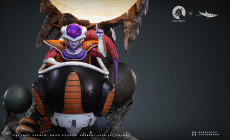 【Pre order】Big Fish Studio Dragon Ball The universe overlord Frieza 1:6 Scale Resin Statue Deposit